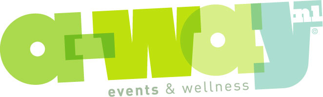 A Way Events Welness logo