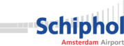 Logo van Amsterdam Airport Schiphol