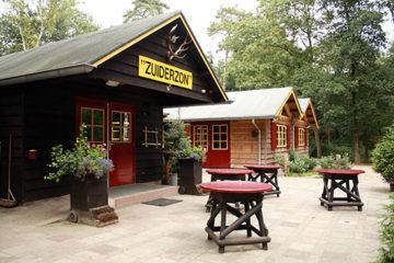 De Zuiderzon bij Hans en Loes Elshof in Eerbeek (Veluwe) - aanbevolen locatie voor percussie workshop van Ritme op Maat