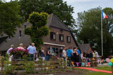 De Boerderij  in Beekbergen - aanbevolen locatie voor percussie workshop van Ritme op Maat