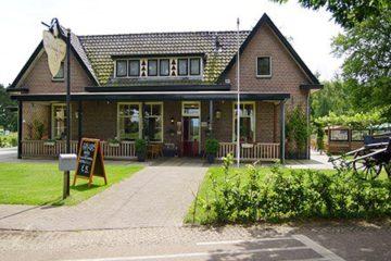 De Vroolijke Frans  in Oeken (bij Brummen) - aanbevolen locatie voor percussie workshop van Ritme op Maat
