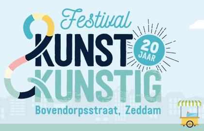 Festival Kunst en Kunstig logo