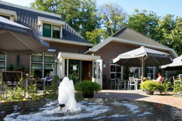 Grand Café De Korenmolen bij Johan Zadelhoff in Eerbeek - aanbevolen locatie voor percussie workshop van Ritme op Maat