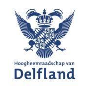 Logo van Hoogheemraadschap Delftland