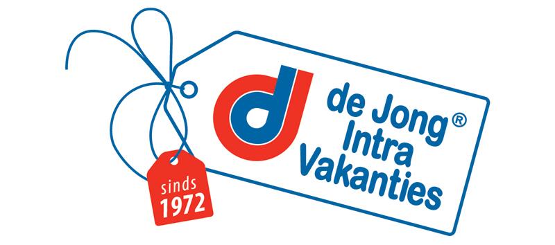 Jong de intra vakantie logo