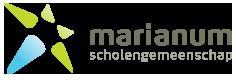 Marianum scholengemeenschap logo