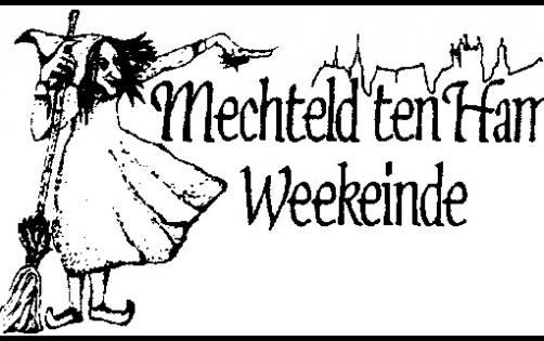 Mechteld ten Ham Festival logo