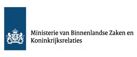 Ministerie van Binnenlandse Zaken logo