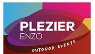 Plezier Enzo logo