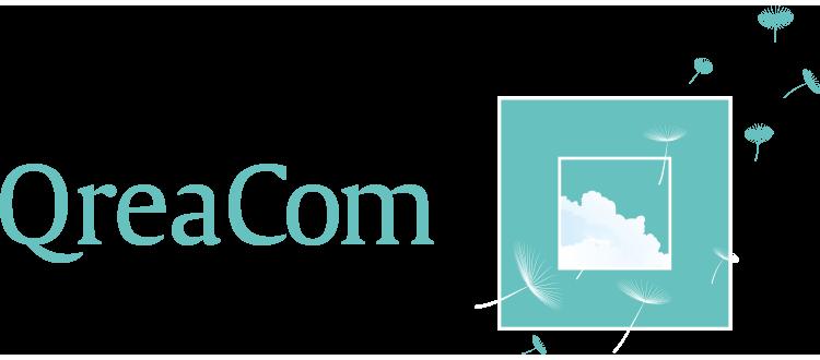 Qréacom logo