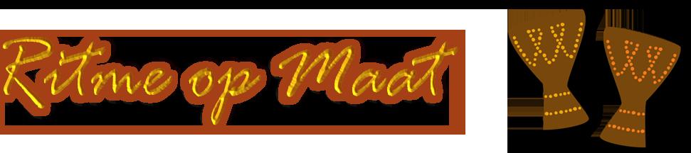 Ritme op Maat – Coen van Vollenhoven - Percussie workshops Afrikaans trommelen