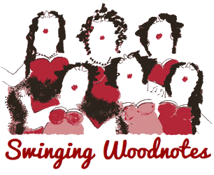 Swinging Woodnotes logo