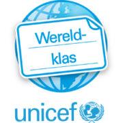 Logo van UNICEF De Wereldklas