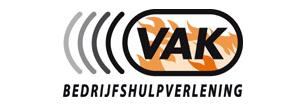 VAK bedrijfshulpverlening logo