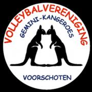 Logo van Volleybalvereniging Gemini Kangaroes