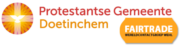 Logo van Wereldcontactgroep Wehl Protestantse Gemeente Doetinchem Fairtrade