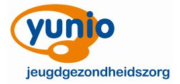 Logo van Yunio jeugdgezondheidszorg