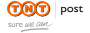 Logo van TNT Post
